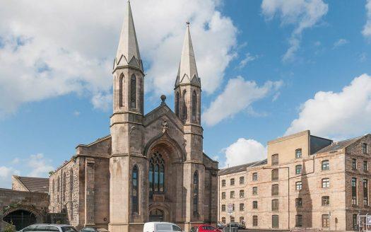 Apartment in Edinburgh 2 Bedroom Dock Street Evergreen Property
